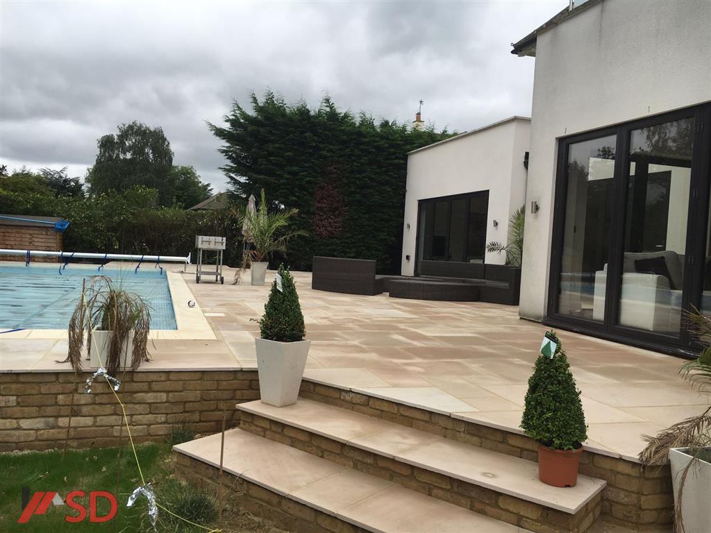 Patio contractors bath patio installations bath free for Bath patio slabs