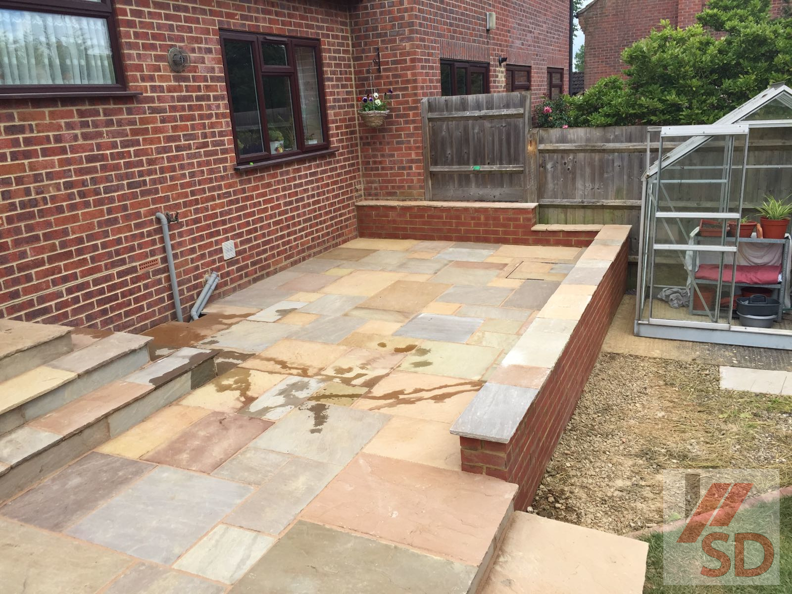 Whether you require an outside dining space childrenu0027s play area a sun retreat or just a place to sit and relax then we have the patio solutions for you ... & Patio Contractors For Bristol - Free Quotes - Unbeatable Patio ...