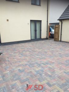 Patio Installation Frenchay