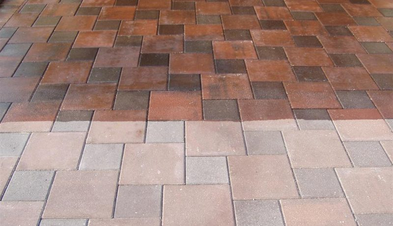 Cleaning your paving Bristol