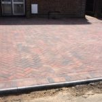 Block Paving Herringbone