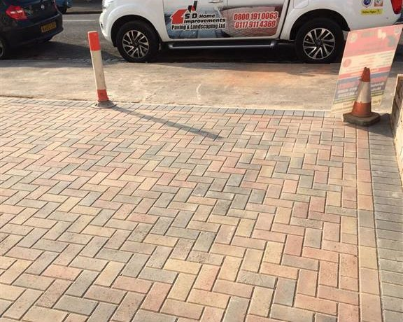 Almondsbury Paving Contractor