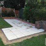 Almondsbury Patio Areas