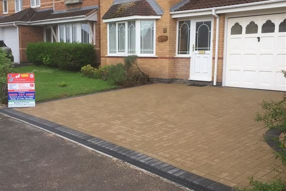 Block Paving Yate, South Gloucestershire