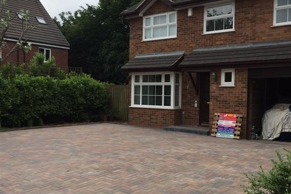 Bristol Block Paving
