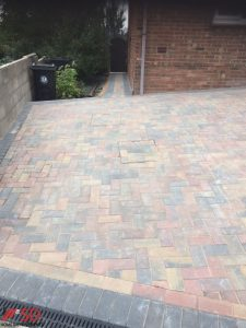 Horfield Block Paving