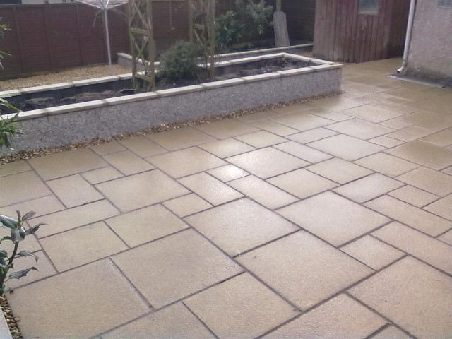 Patio Contractors Bristol