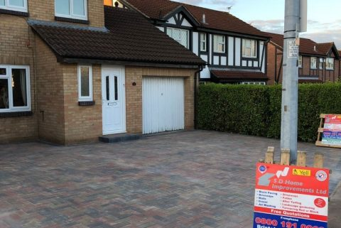 Block Paving Installation Bristol