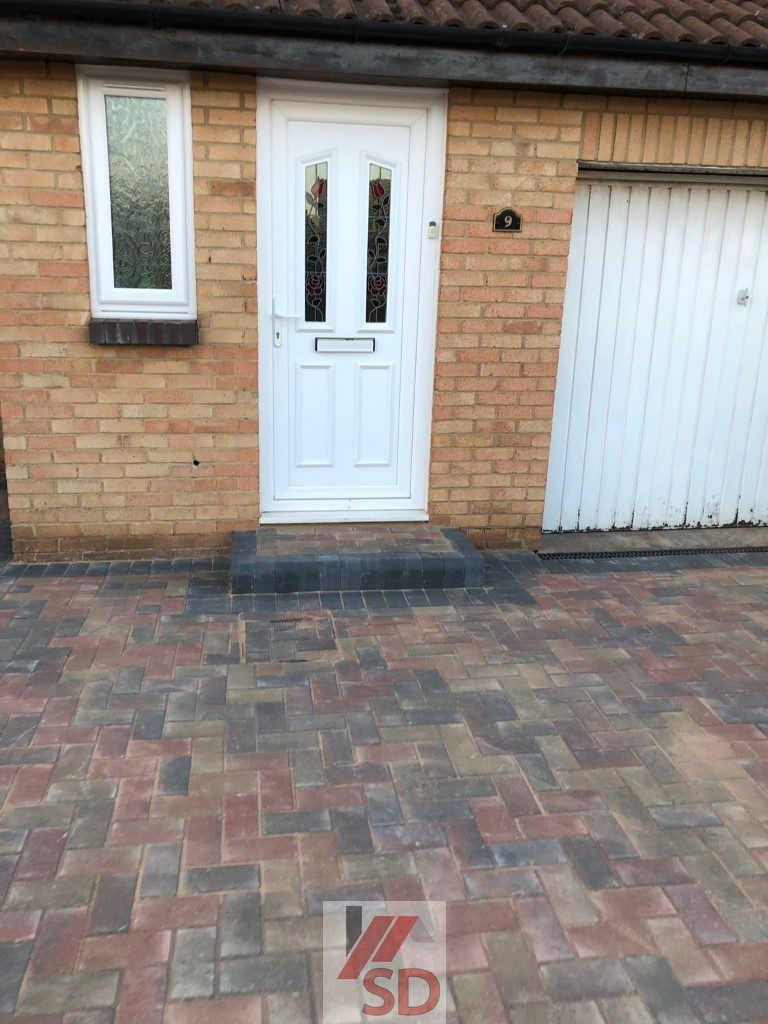 Block Paving Step Bristol