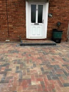 Block Paving St George, Bristol
