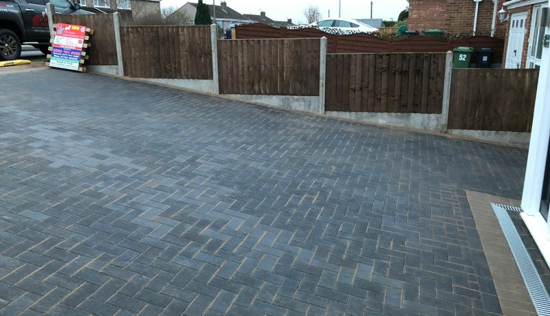 Block Paving Driveway in Longwell Green, Bristol