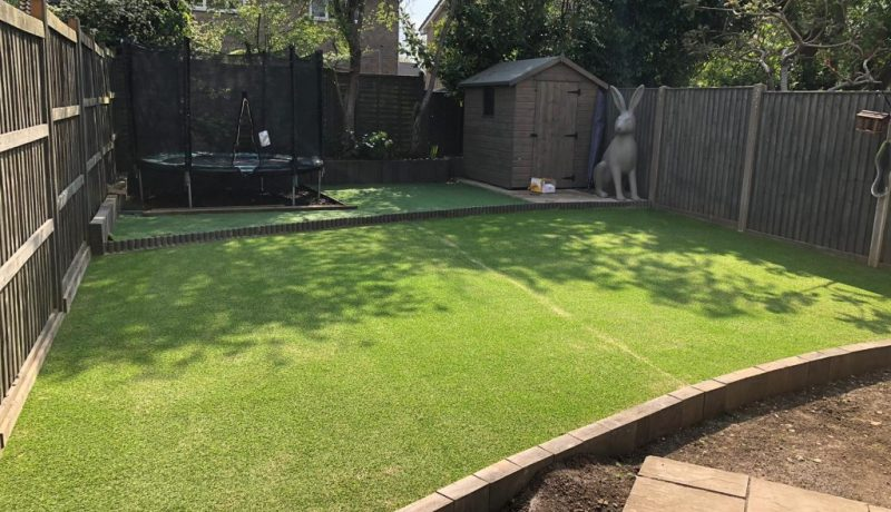 New Astroturf Installation in Bristol